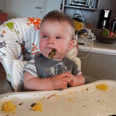Introdução Alimentar com foco em BLW