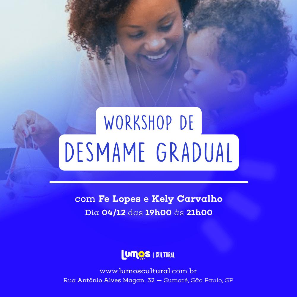 Workshop de Desmame Gradual