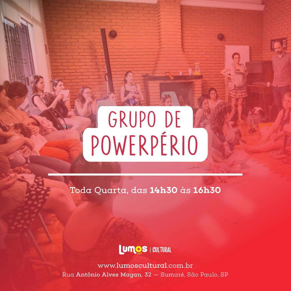 Grupo de Powerpério (Gratuito)