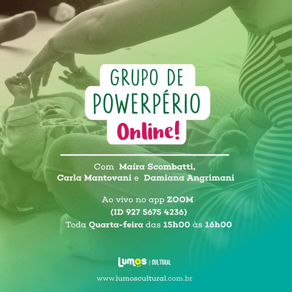 Grupo de Powerpério Online