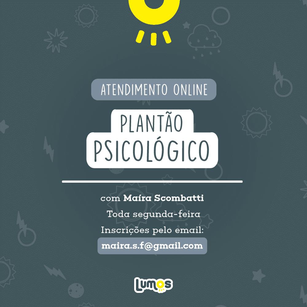 Plantão Psicológico Online