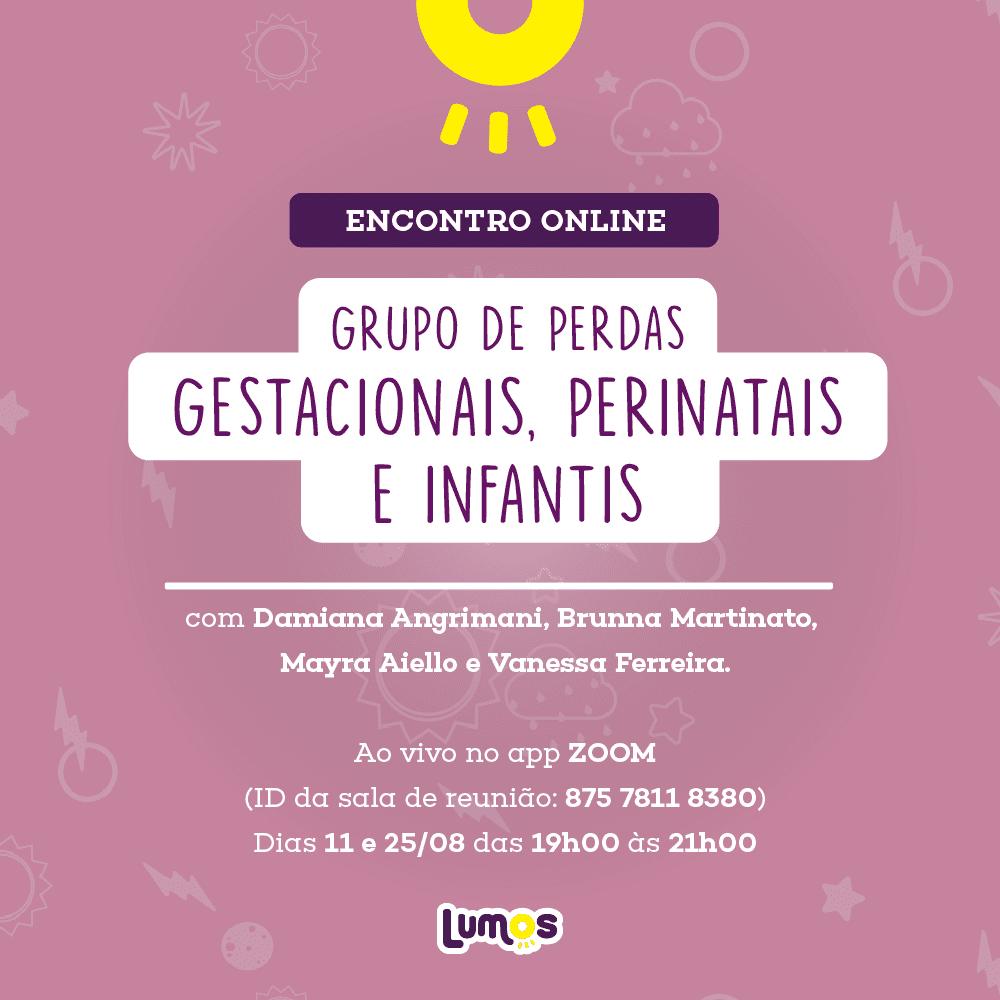Grupo de Perdas Gestacionais e Neonatais Online